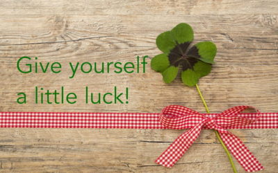 How To Get Lucky In Business